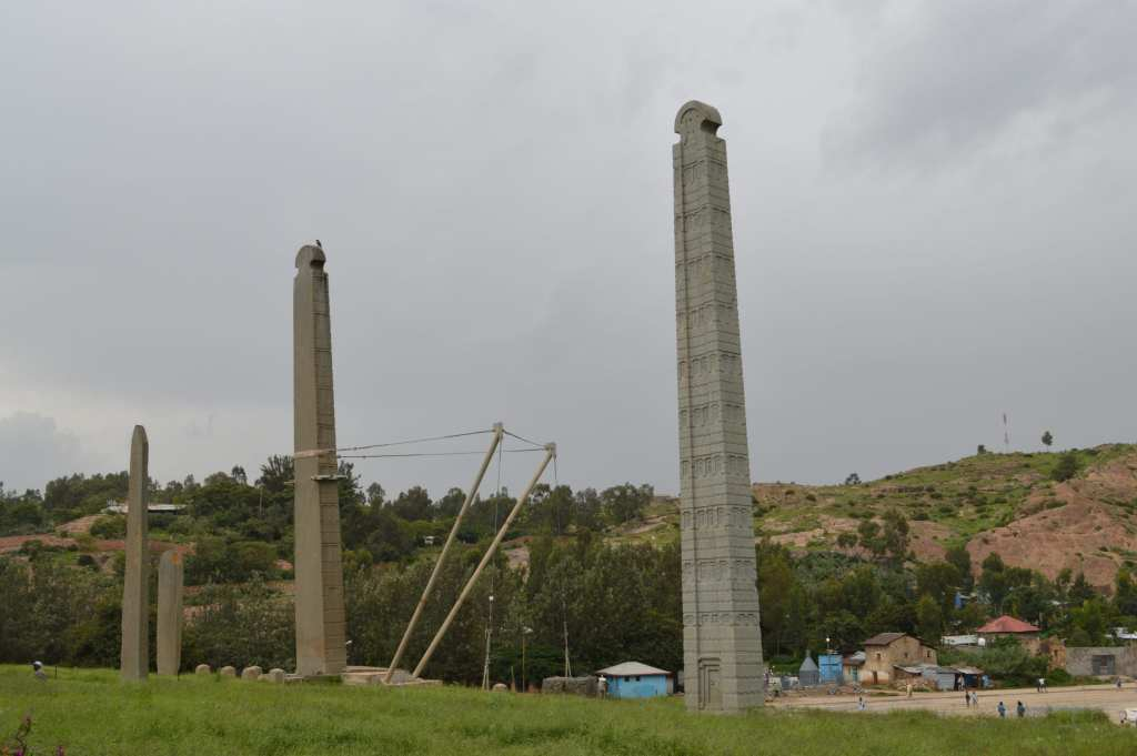 You can easily tack on a visit to Axum after your time at the Tigray churches