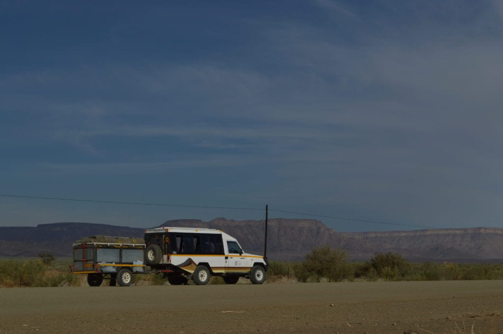 Many travelers are surprised by how much of being on safari involves sitting in the car