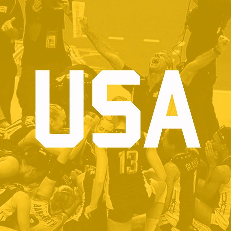 USA Women's Volleyball Wins First International Title