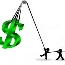 thu nhập gặp rủi ro