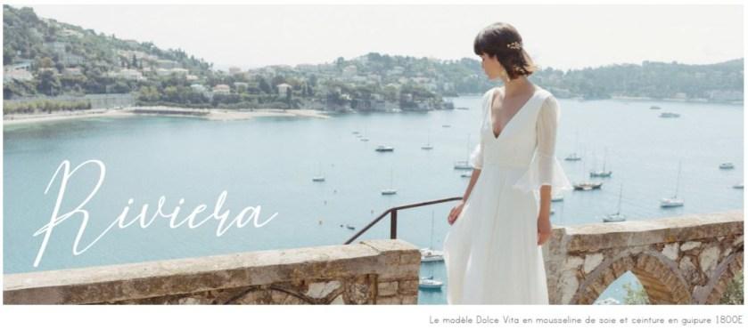 Alba, marque de robe de mariée made in France