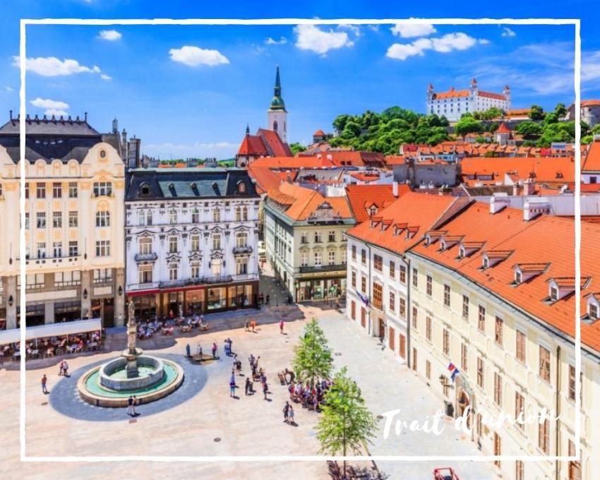 PArtir en EVJG en Estonie à Bratislava