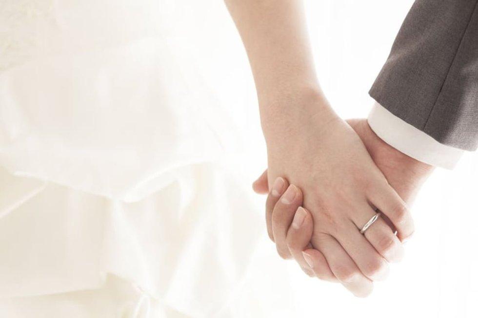voeux de mariage moderne