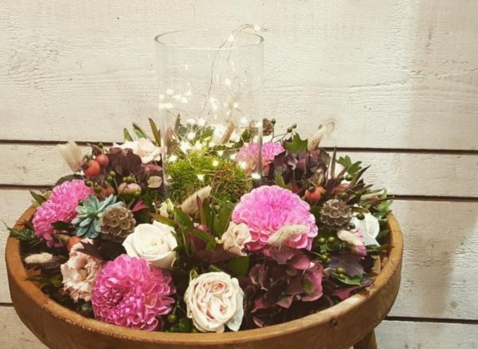 fleurs d'automne mariage