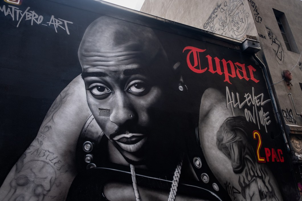 tupac melbourne