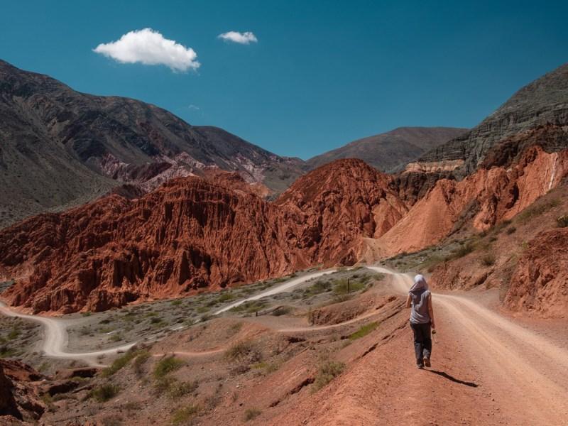 purmamamarca salta argentine quebrada