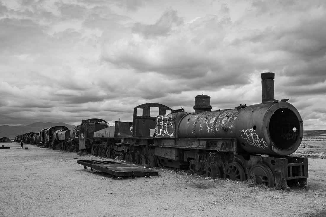 train cimetière uyuni bolivie