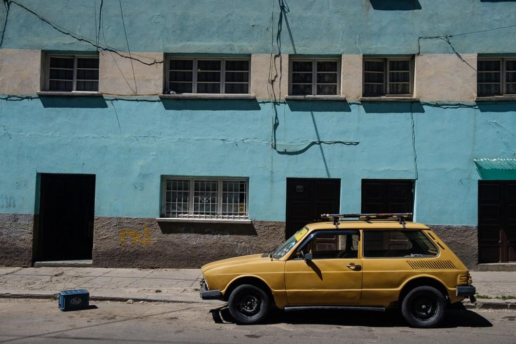 la paz bolivie capitale