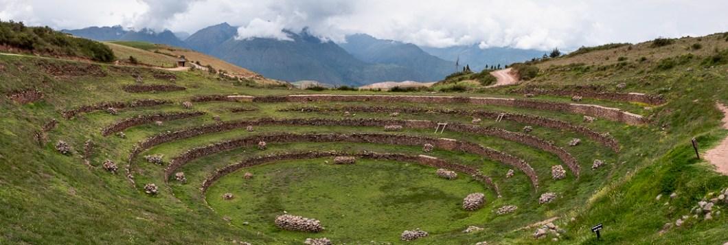 moray pérou vallée inca