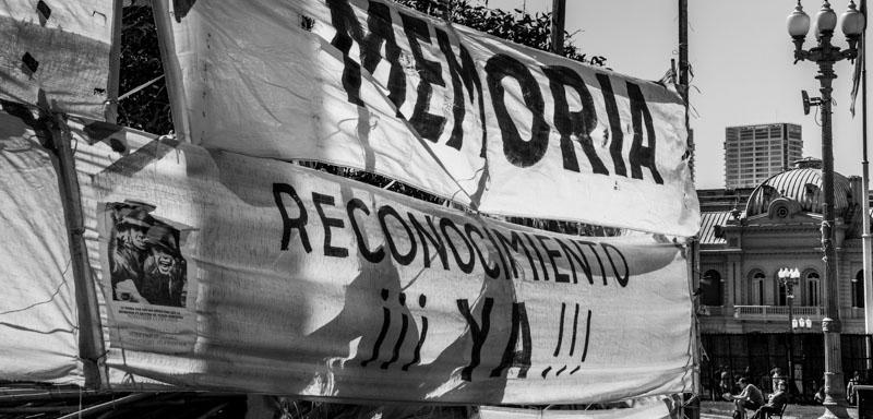 Fille de disparu - Argentine (3)