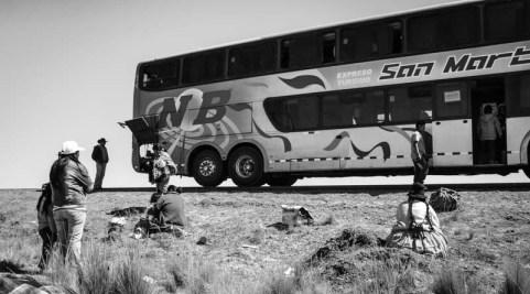 Sur la route - Amérique du sud (1)