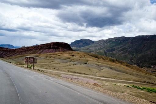 Sur la route - Amérique du sud (2)
