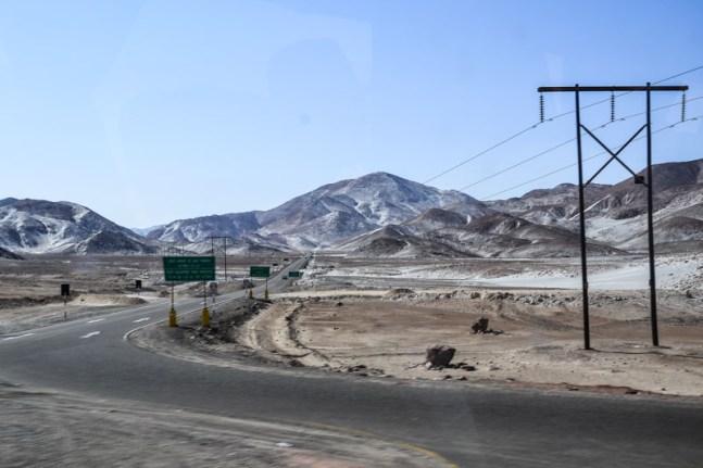 Sur la route - Amérique du sud (6)