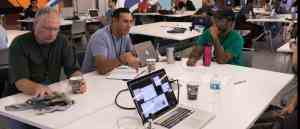 <b>Blue Compass Hosts Nationwide Hackathons for NGA</b>