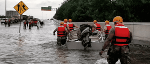 <b>The Cross-Flow of Information for Disaster Response</b>