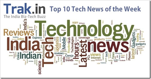 Tech News main 001 | Top 10 Tech news of the week [4th   9th Feb 2013]