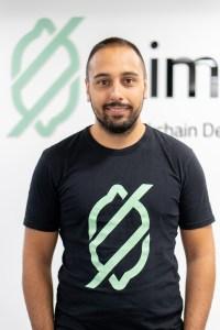George Spasov - Blockchain Architect and CDO @ LimeChain