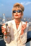 Patsy Stone in all her glory