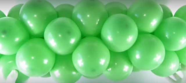 Figura uno de los globos.