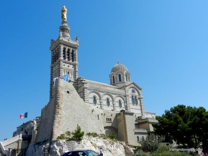 Marsella, una ciudad vibrante y exótica para descubrir