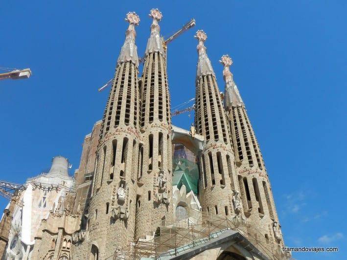 Barcelona – Eixample y Montjuic