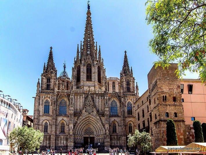 Barcelona – Barrio Gótico