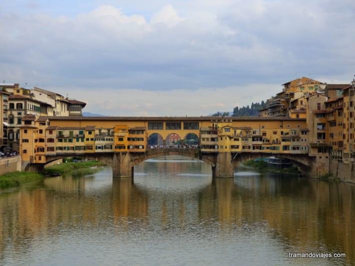 Corredor Vasariano – Florencia
