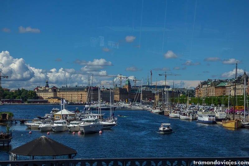 Descubrí como conocer lo esencial de Estocolmo en unas horas