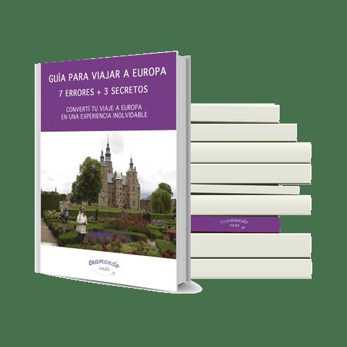 Guía para viajar a Europa - Tramando Viajes