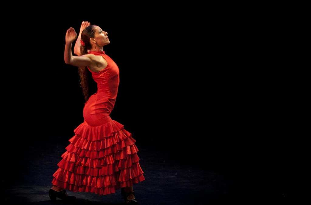 ¿Imaginaste encontrar un show Flamenco en Barcelona?