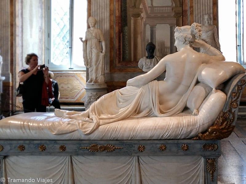 Galleria Borghese en imágenes – La perfección hecha escultura