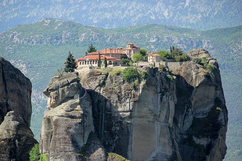Los 10 monasterios más imponentes del mundo