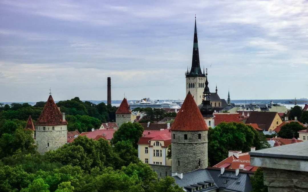 Qué ver en Tallin – Recorrido por los lugares esenciales