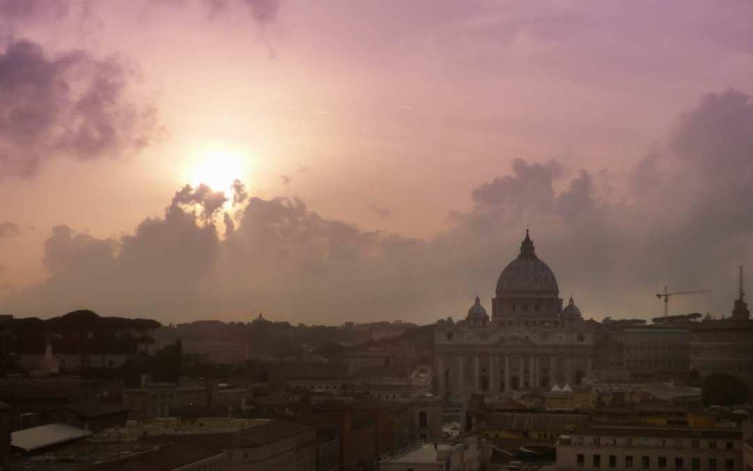 ¿Dónde disfrutar los mejores atardeceres en Roma?