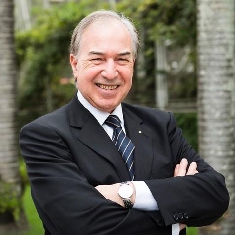 Custódio Pereira, presidente do Fonif