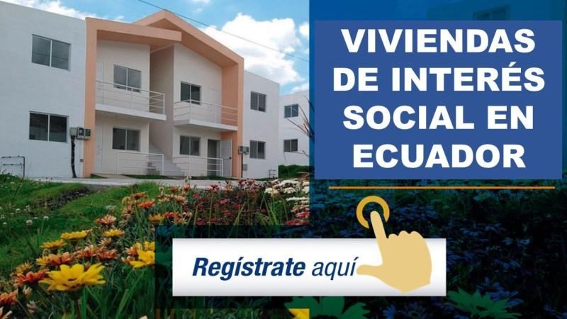 Viviendas de Interés Social en Ecuador