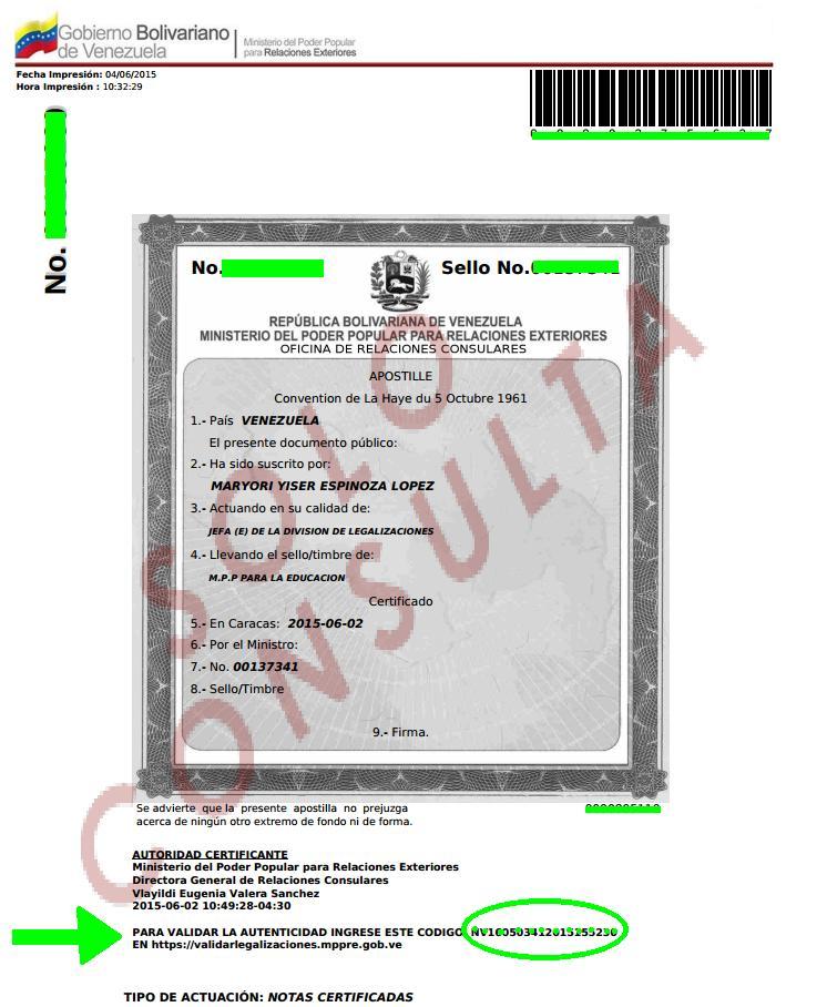Apostillar Certificado De Antecedentes Penales Tramites Públicos Venezuela
