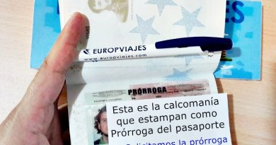 Prórroga del pasaporte en Venezuela
