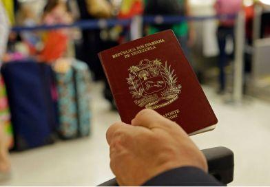 Venezolanos requerirán tramitar visa para ingresar a cualquier país de la Unión Europea a partir del 2021