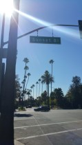 Beverly Hills, Sunset Boulevard,