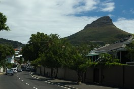Lion's Head to the right. We will do this little guy on another day.
