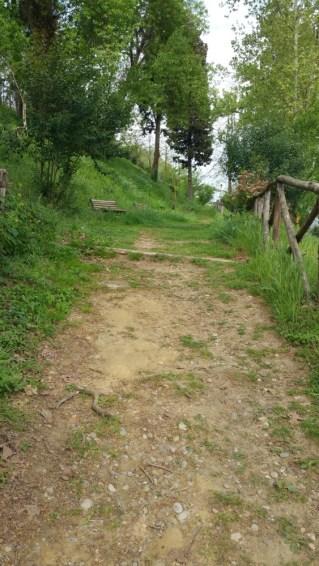 A walk to Siena