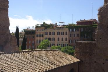Forum Romanum view