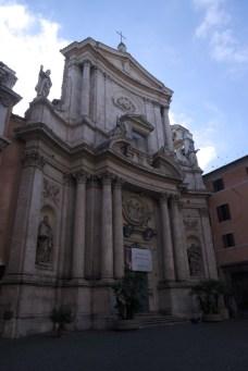 Milion churches in Rome