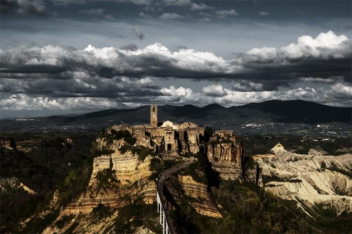 Il borgo che non muore Civita di Bagnoregio