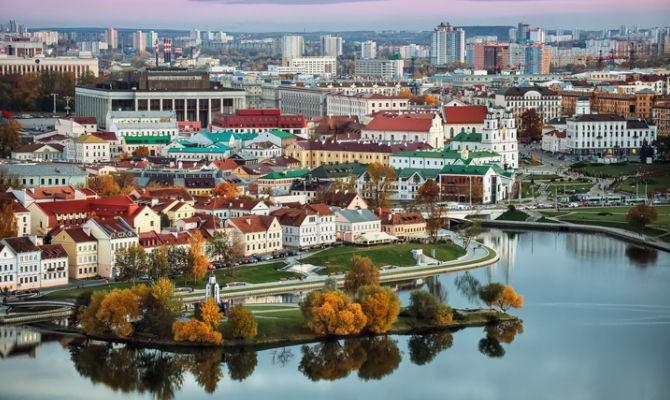 Viaje a Bielorrusia