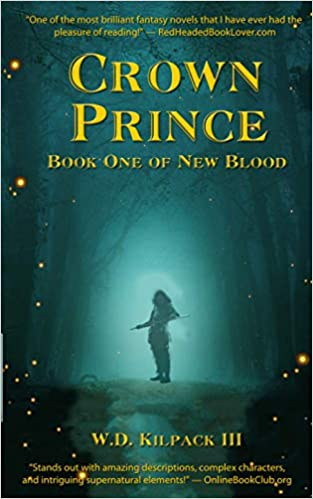Crown Prince book cover