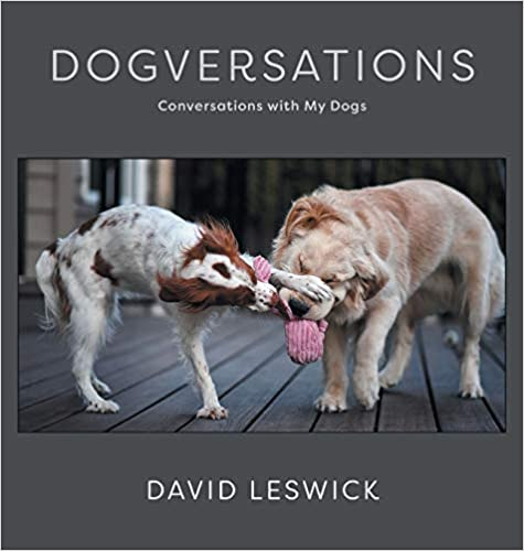 Dogversations book cover