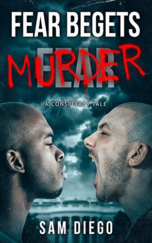 Fear Begets Murder book cover