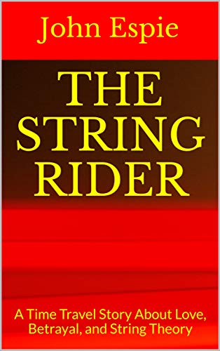 The String Rider book cover